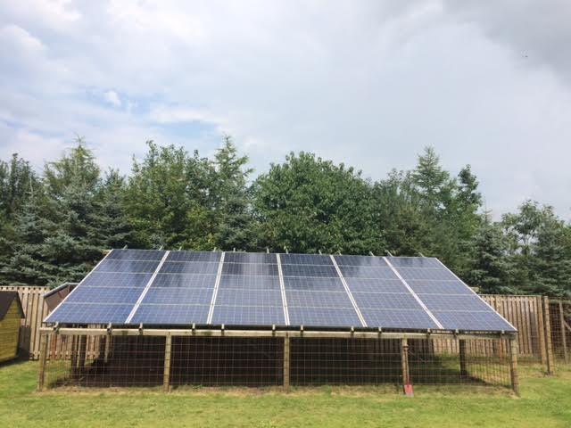 Sun panels 2